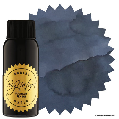 Encre Robert Oster Signature 50ml - Charcoal
