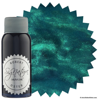 Encre Robert Oster Shake'N'Shimmy 50ml - Peppermint Candy