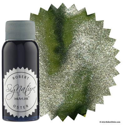 Encre Robert Oster Shake'N'Shimmy 50ml - Fizzy Lime
