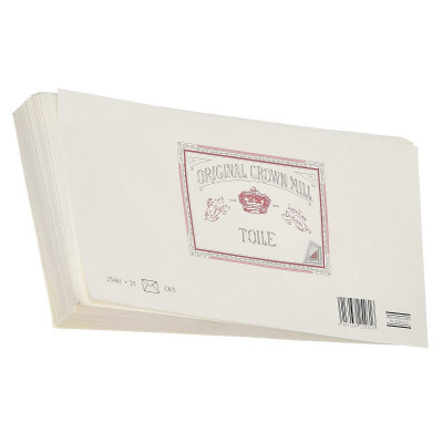 Imperial Canvas Block A5 - White - G. Lalo