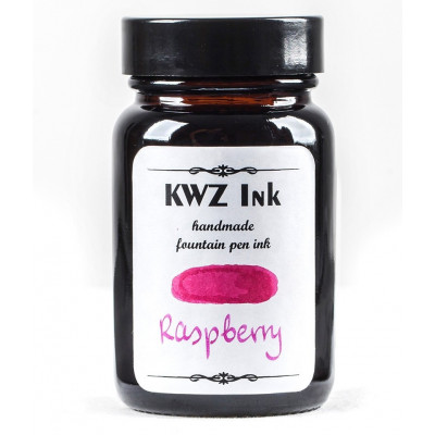 Encre artisanale 60ml - Raspberry n°4405 - KWZ ink