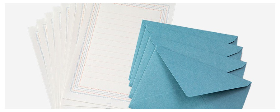 Writing paper - high-end stationery