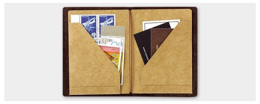 Accessories for Traveler's Notebook - high-end stationery
