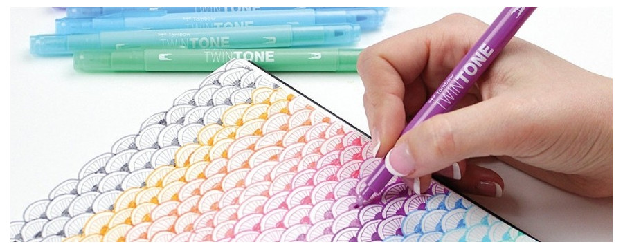 Markers - high-end stationery